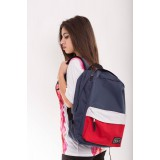 BAG BLUE/RED